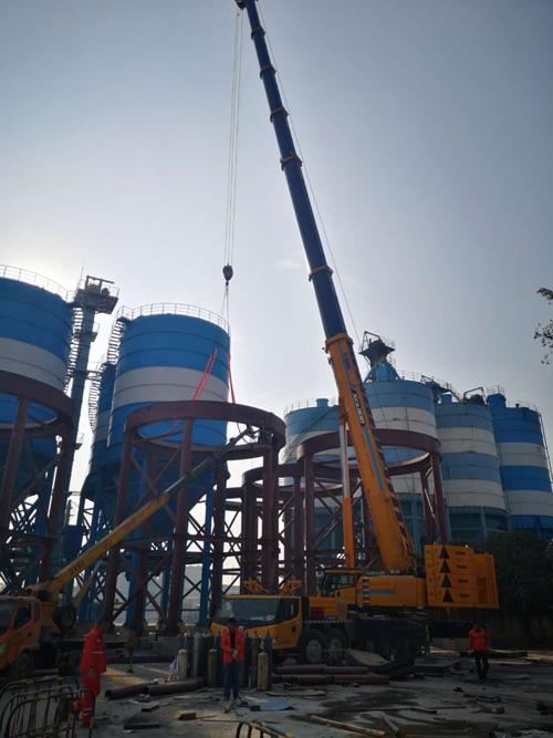 深圳市路利通吊装搬运公司吊车出租租赁